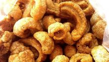 Bulacan chicharon. Photo by Margaux Salcedo.