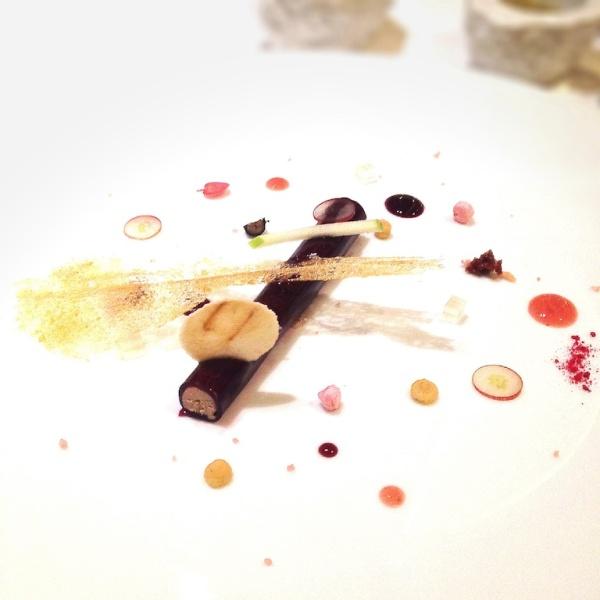Margaux Salcedo ManilaSpeak Tasting Room Foie