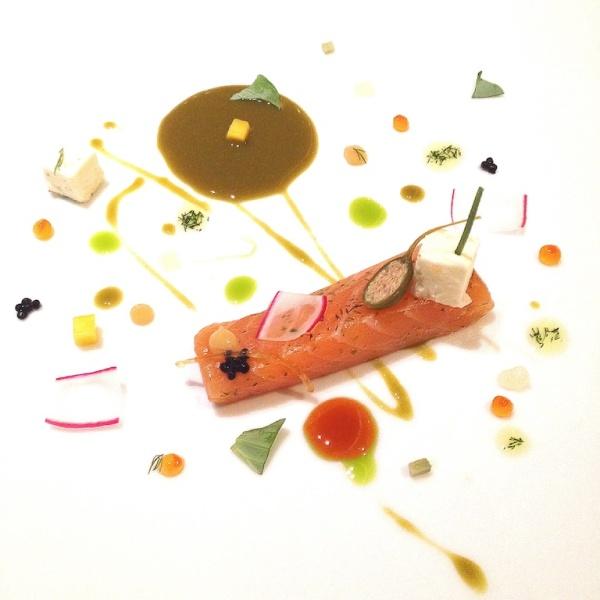 margauxlicious Tasting Room Seafood