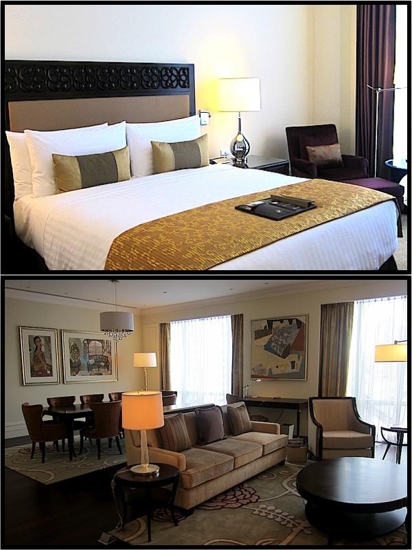 Margaux Salcedo Raffles Hotel Philippines Suites