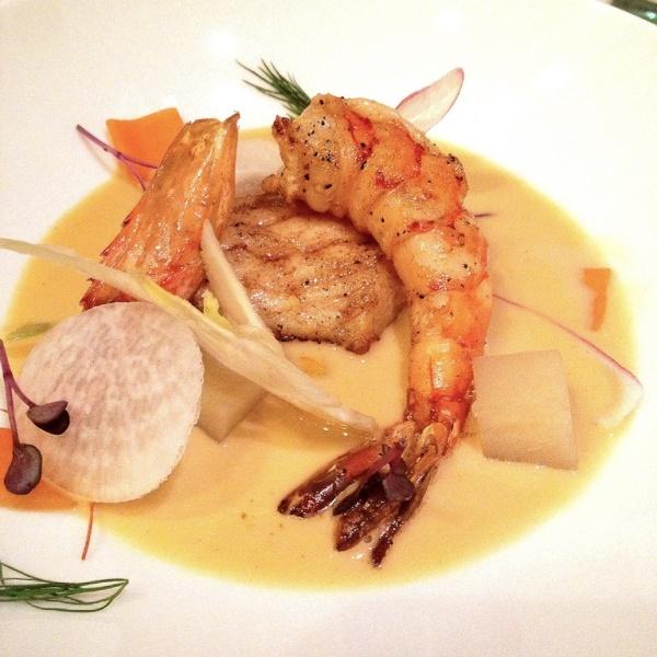 margauxlicious tasting room bouillabaisse