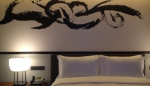 Nobu Hotel, City of Dreams Manila. Design. Photo by Margaux Salcedo for margauxlicious.