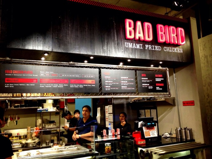 Bad Bird. Hole in the Wall. Photo by Margaux Salcedo for ManilaSpeak