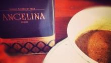 Angelina's Hot Chocolate