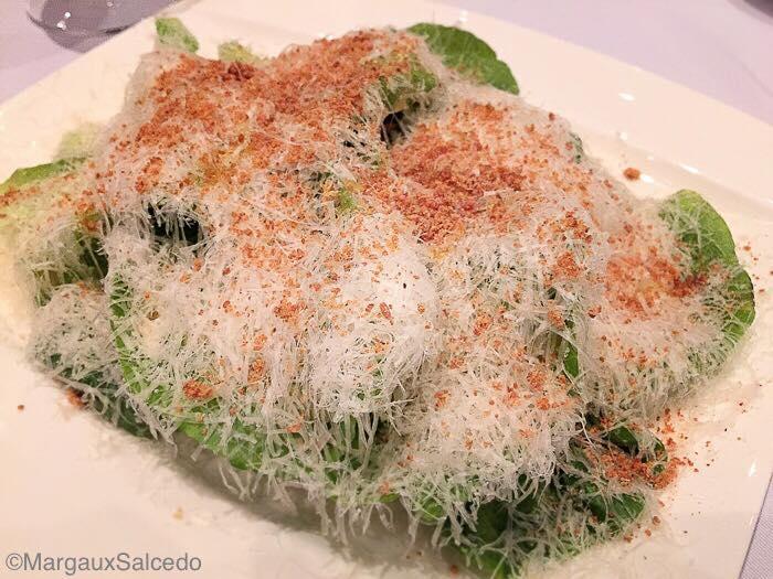caesars salad rubyjacks