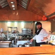 Chef Billy King, Prince Albert, Hotel Intercontinental closes