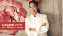 Margarita Fores, Margaux Salcedo, margauxlicious, Asia's 50 Best restaurants, World's 50 Best