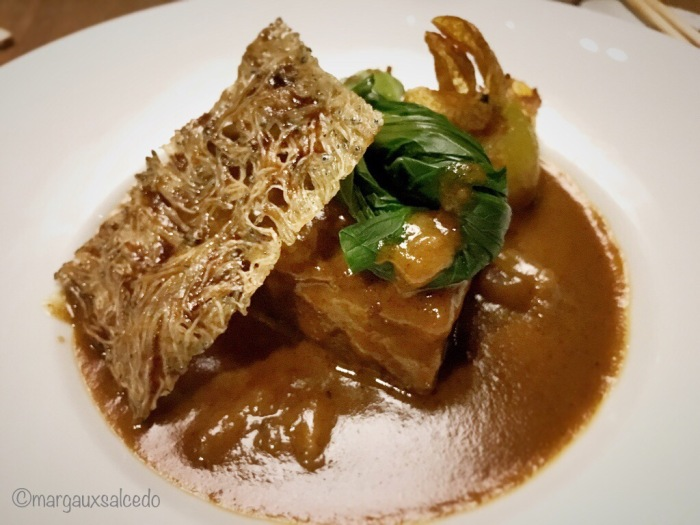 Beef Short Ribs Kare Kare Anticucho by Nobu