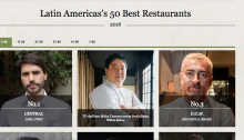 Latin America's 50 Best Restaurants